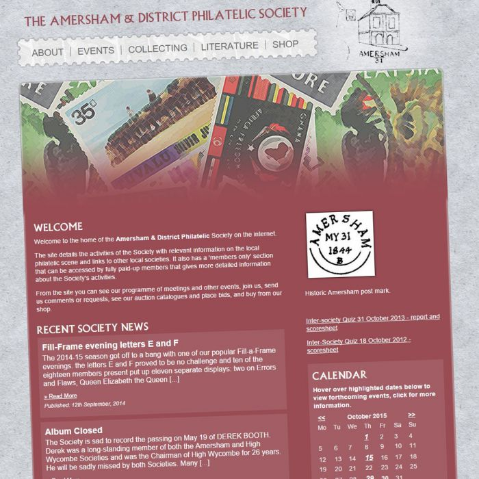Amersham & District Philatelic Society preview
