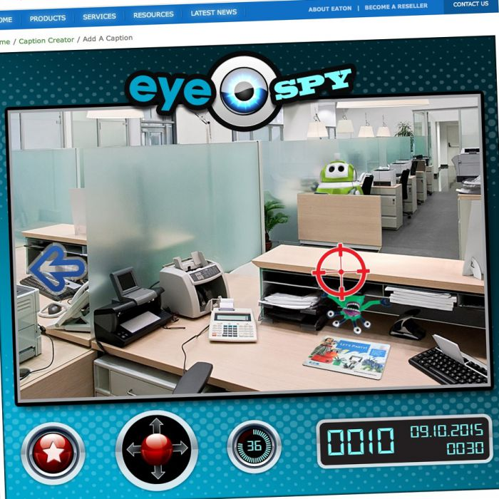 Eye Spy Game preview
